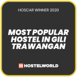 Hostel World Award