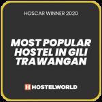 Hostel World Award